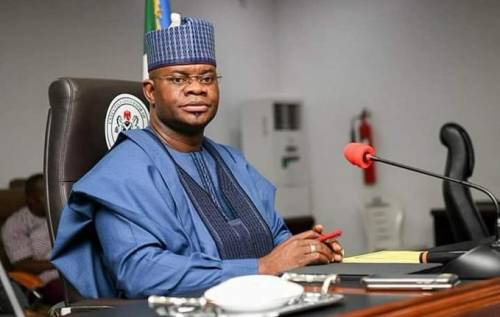 I won't disappoint All Nigerians asking me to run for President— Yahaya Bello boasts, Nigerians