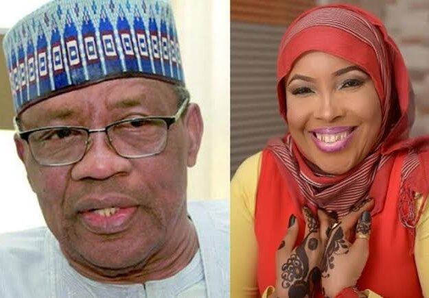 Ibrahim Babangida Was My Boyfriend – Nigerian Actress Reveals