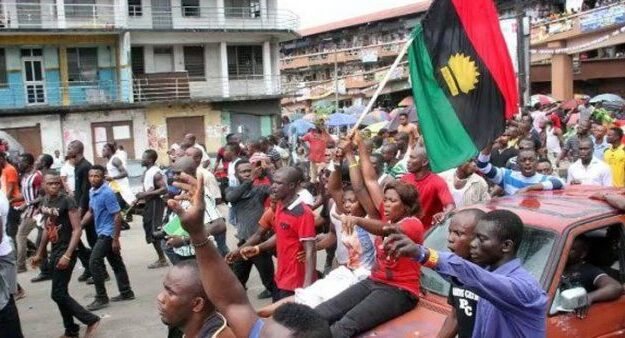 IMO: Armed police invade IPOB leader home for showdown, mayhem not as expected