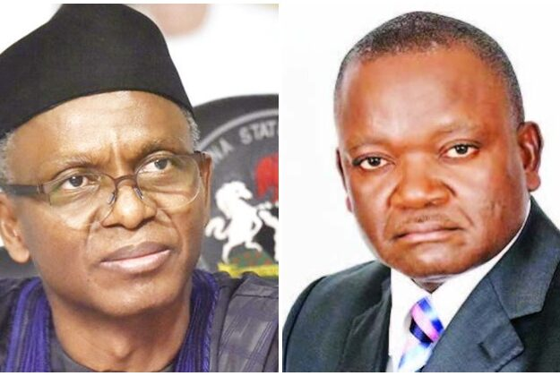 Insecurity: Ortom, El-Rufai trade words, accuse each other of failure