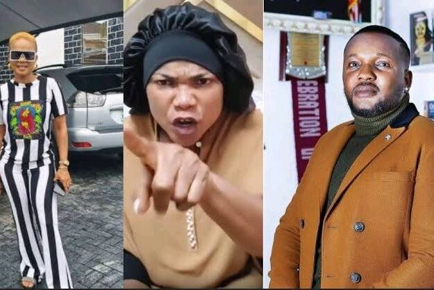 Iyabo Ojo Files Lawsuit Against Yomi Fabiyi For Defamation, Demands A Public Apology And 100Million Naira In Damages