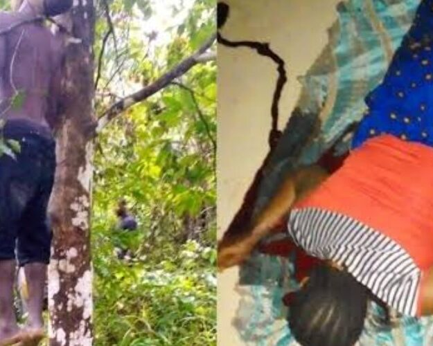 Jobless Man Commits Suicide After Killing His Wife For Denying Him Sεx