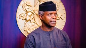 Osinbajo: FG, Microsoft new partnership to benefit 5m Nigerians