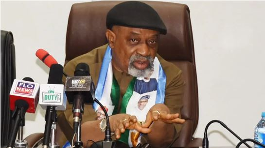 Chris Ngige, the Minister of Labour and Employment