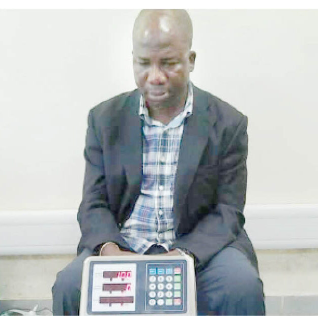 NDLEA nabs ex-Lagos council boss with cocaine