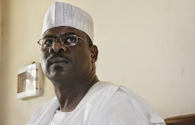 Ndume asks Buhari to stop NASS, others' salaries, spend all on security