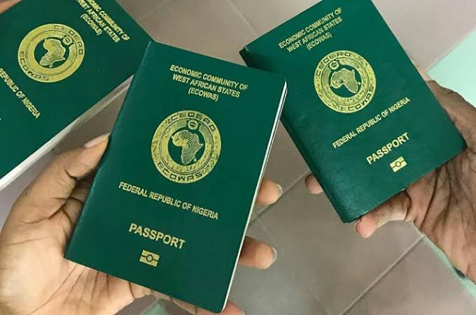 Nigeria Immigration Suspends Accepting New Applications For Passports 1