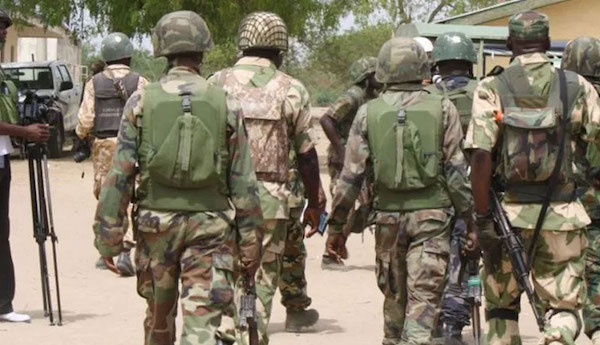 Nigerian Army arrests alleged ESN's second-in-command, Awurum Eze