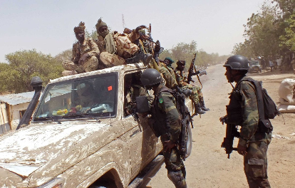 Nigerian Army Arrests Notorious Bandits' Leader, Jack Bros Yellow In Niger State