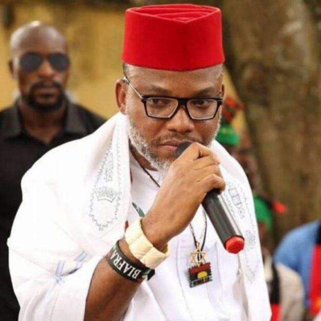 Nigerian Army Lied, Man Arrested Is Not ESN Commander – Nnamdi Kanu