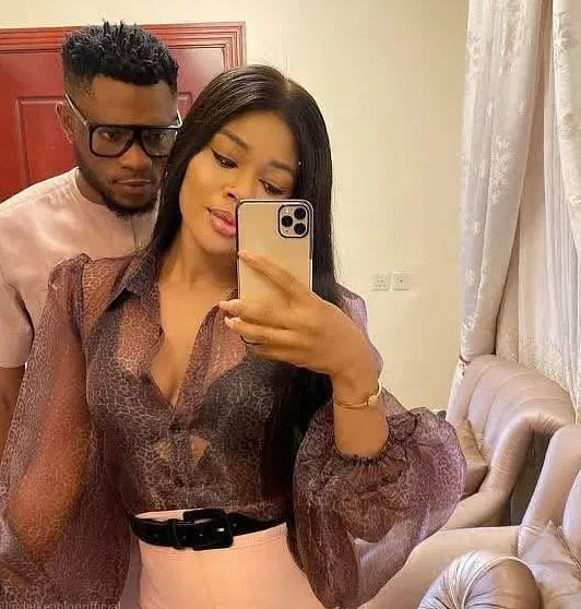 Nigerian Footballer, Aaron Samuel And Wife Reportedly Split