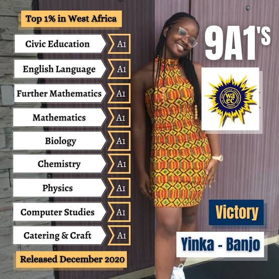Nigerian Student, Victory Yinka-Banjo Gets 19 Scholarship Offers Worth $5m In US, Canada 2
