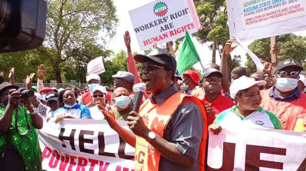 NUPENG blasts El-Rufai, threatens national strike