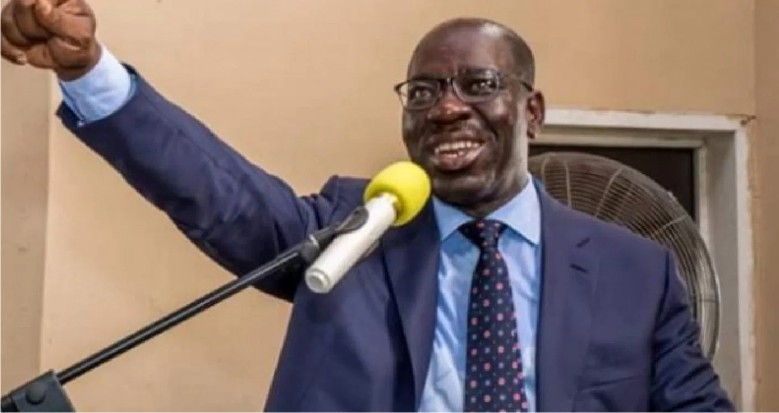 Obaseki: describes his victory at Supreme Court on Thursday as a vindication of the decision of God and the people