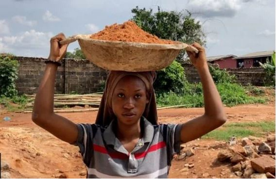 People Mock Me For Working At Construction Site – Female UNIBEN Student Opens Up