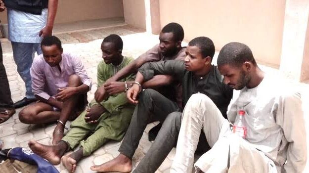 Police Arrest Five Foreigners Who Sold Over 450 Rifles To Bandits In Zamfara