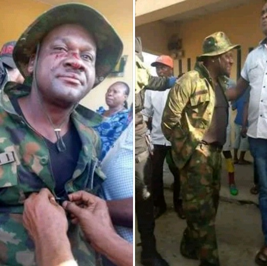 Soldier killed car owner who gave him lift in Akwa Ibom