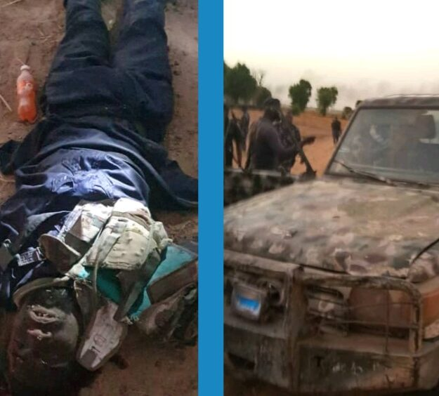 Police foil Boko Haram plot to attack Maiduguri, kill many terrorists
