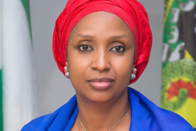 President Buhari Suspends Hadiza Usman As NPA MD