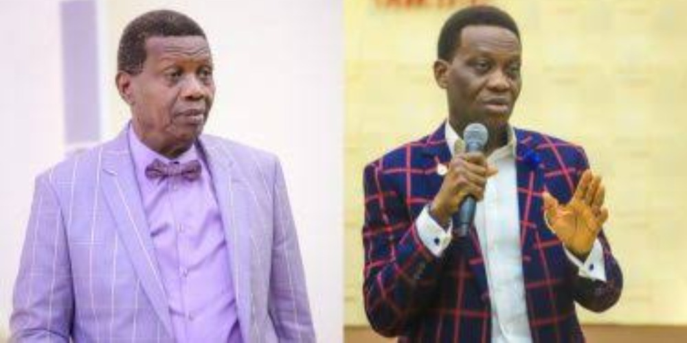 RCCG General Overseer, Pastor Adeboye Loses His 42-Year-Old Son, Dare Adeboye 1
