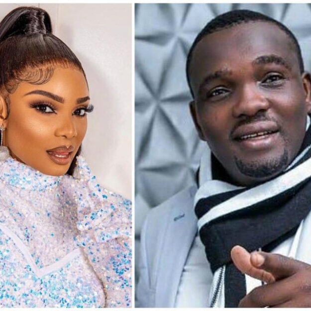 """Save Your Money For TikTok Costumes' – Yomi Fabiyi Tells Iyabo Ojo After She Sued Him For Defamation"