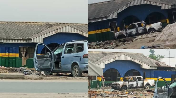 Seven Policemen Feared Killed As Unknown Gunmen Attack Police Stations In Rivers 1
