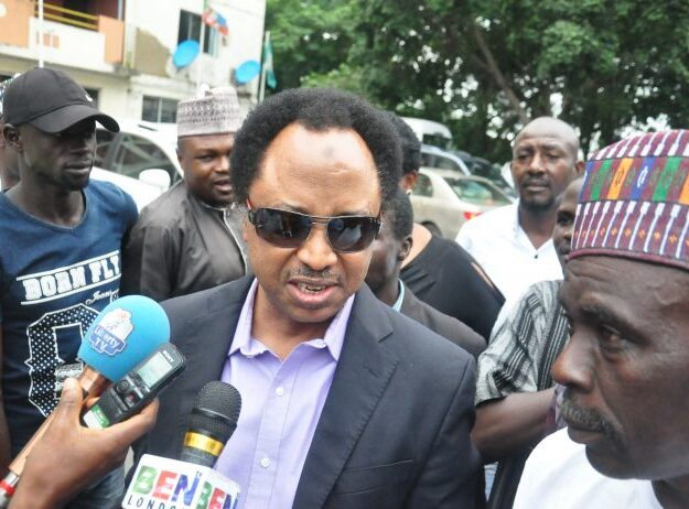 Shehu Sani slams MURIC over alleged biases for government