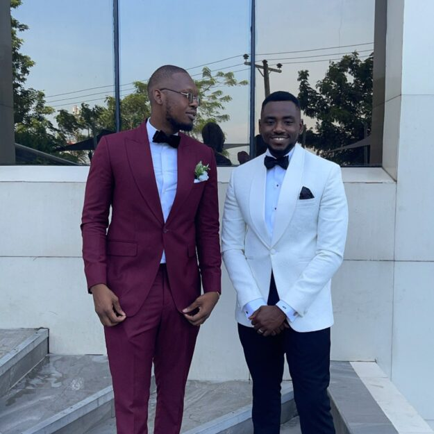 Singer, Ajebutter22 Reveals His Mother's Funny Reaction After She Saw Him Serving As A Groomsman Again