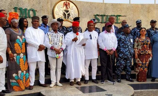 Southern govs to Buhari: Address the nation, restore citizens' confidence, back Nigeria's unity, ban open grazing,