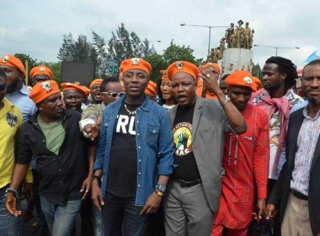 Sowore sets to lead mega protest against President Buhari