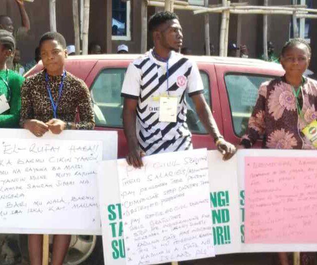 Strike: We've grounded Kaduna – NLC President dares El-Rufai