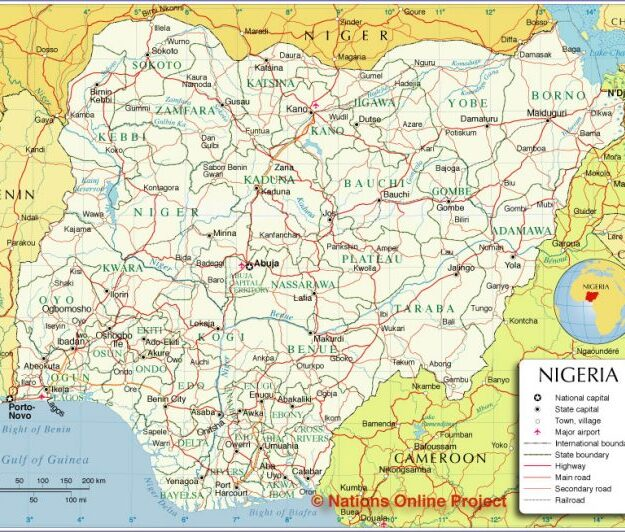 The growing demand for a democratic system of local government in Nigeria