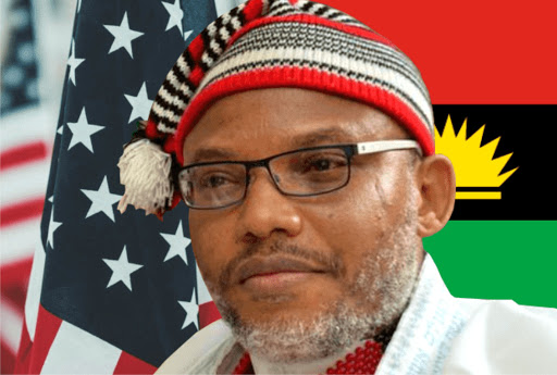 There Is A Terror Group Now In Lagos, Nnamdi Kanu Says