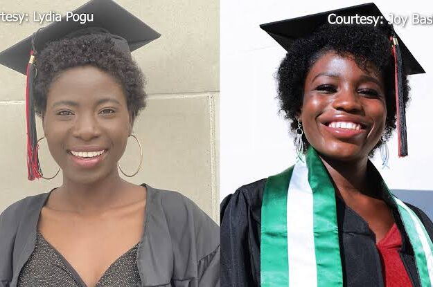 Two Chibok Girls Graduate From US University, 7 Years After Escaping Boko Haram [Video]