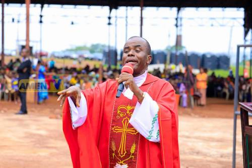 Why Father Mbaka was suspended by Enugu Catholic – Diocese sources