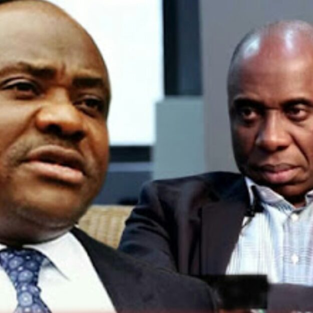 Wike, Amaechi bicker over cause of insecurity in Rivers