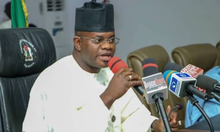 Yahaya Bello Says Restructuring Means Allowing Youths Take Over Leadership Of Nigeria 1