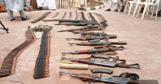 ZAMFARA: Bandits massacred, leaders on the run, weapons recovered as federal troops launch multi-prong operations
