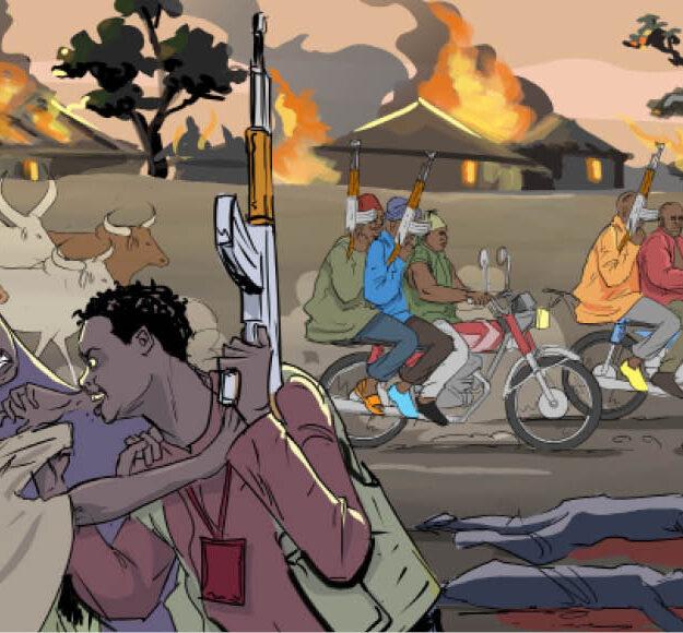 15 killed at Igangan, four months after sack of Fulani settlement