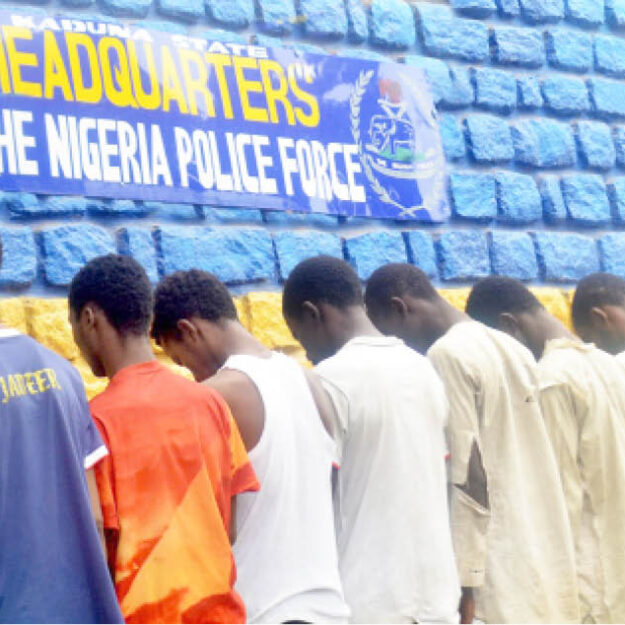 7 arrested for selling illicit drugs to varsity cultists
