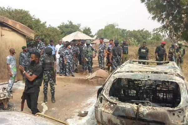 Again, suspected herdsmen attack Igangan in Oyo, kill scores, burn palace, vehicles, others