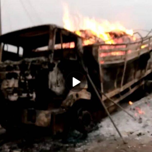 Again, violence erupts at Igangan; Fulani attackers, locals dead