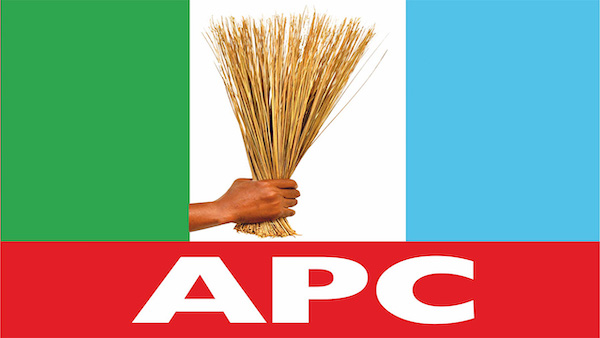 """Aggrieved APC members in Kwara dump party, burn brooms, to form """"Third Force"""""""
