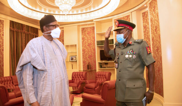 Army Chief's Appointment: Nigeria To Spend N700million To Force 29 Generals Out Amid Recession
