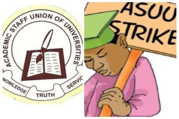 ASUU threatens fresh nationwide strike over faceoff with AGF