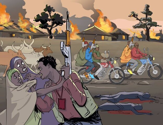 Bandits Kill 66 People In Kebbi Villages, Police Still Counting More Dead Bodies