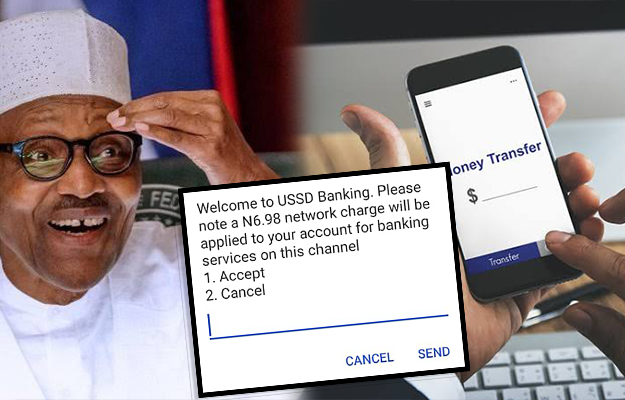 Banks Now Charging Nigerians Compulsory N6.98 For Every USSD Transaction