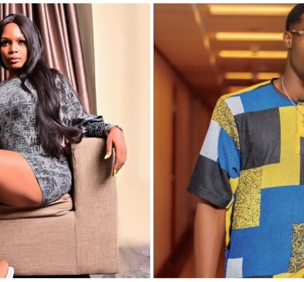 BBNaija Reunion: Drama As Kaisha Walks Out of the Show After Neo Failed to Admit He Liked Her (Video)