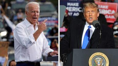 Biden to defend Trump in defamation suit