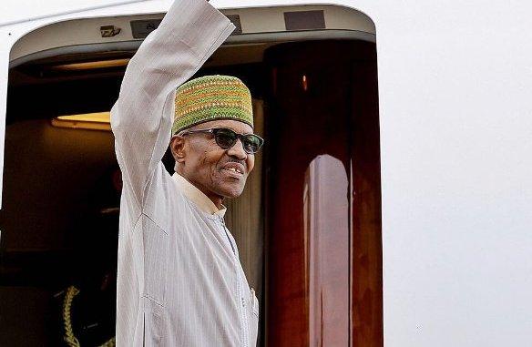 Breaking: Again, Buhari heads to London for medical trip